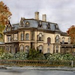 Victorian Mansion I, Balston Spa NY