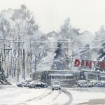Chief Martindale Diner Craryville, NY