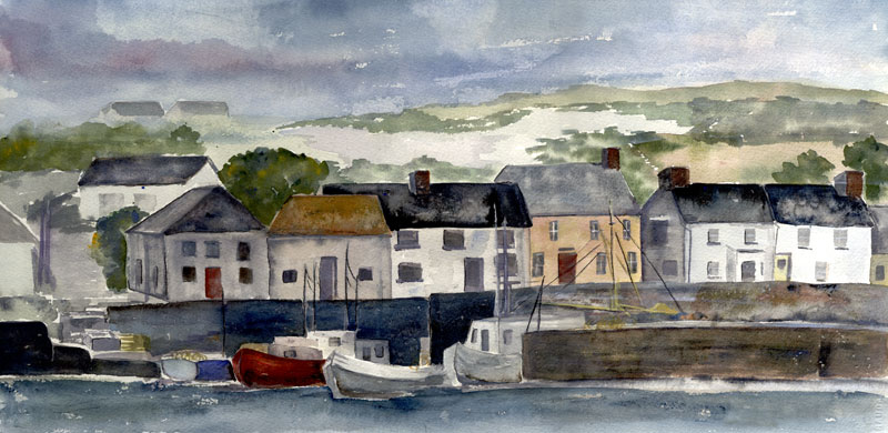Clifton-Harbour, Galway