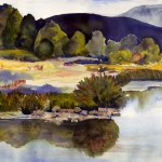 B027- Reflections on Housatonic, Lenox