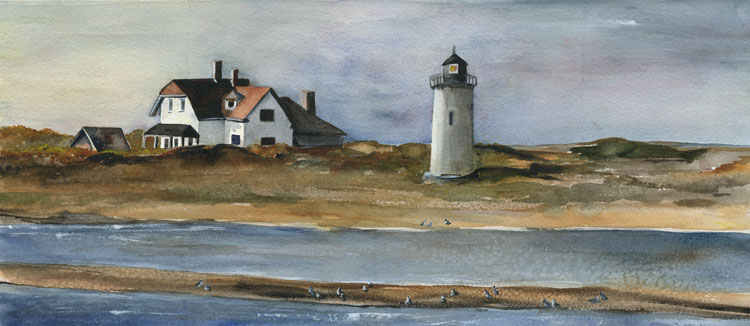 Race Point Light House, Provincetown