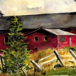 B070-Red-Barn-II-Stockbridge-MA